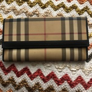 On SALE! One of my Burberry wallet collection